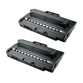 Compatible Twin Pack Samsung SCX-4720D5 Black Laser Toner Cartridges