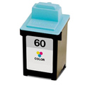 999inks Compatible Colour Lexmark 60 Inkjet Printer Cartridge