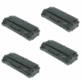 999inks Compatible Quad Pack Samsung ML-1210D3 Black Laser Toner Cartridges