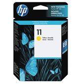 HP 11 Yellow Original Inkjet Cartridge (C4838AE)
