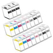 999inks Compatible Multipack Epson T8501/T8509 2 Full Sets + 1 FREE Black Inkjet Printer Cartridges