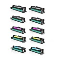 Compatible Multipack Canon 723 2 Full Sets Laser Toner Cartridges