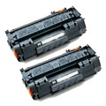 999inks Compatible Twin Pack HP 49A Laser Toner Cartridges