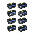999inks Compatible Eight Pack HP 53X High Capacity Laser Toner Cartridges