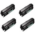 999inks Compatible Quad Pack Dell 593-11055 Black Laser Toner Cartridges