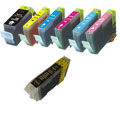 999inks Compatible Multipack Canon BCI-3eK 1 Full Set Inkjet Printer Cartridges