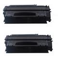 999inks Compatible Twin Pack HP 49X High Capacity Laser Toner Cartridges