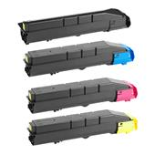 Compatible Multipack Kyocera TK-8305K/C/M/Y 1 Full Set Laser Toner Cartridges