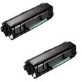 999inks Compatible Twin Pack Dell 593-11056 Black Laser Toner Cartridges