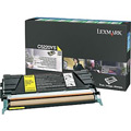 Lexmark C5220YS Yellow Original Return Program Toner Cartridge