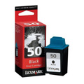 Lexmark No. 50 Black Original Ink Cartridge