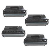 999inks Compatible Quad Pack Brother TN1700 Black Laser Toner Cartridges