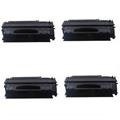 999inks Compatible Quad Pack HP 49X High Capacity Laser Toner Cartridges