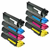 999inks Compatible Multipack Utax 4472610010-16 2 Full Sets Laser Toner Cartridges