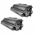 999inks Compatible Twin Pack Samsung ML-2550DA Black Laser Toner Cartridges