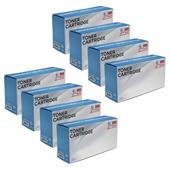 999inks Compatible Eight Pack HP 331A Black Standard Capacity Laser Toner Cartridges