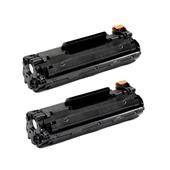 999inks Compatible Twin Pack HP 79X Black High Capacity Laser Toner Cartridges