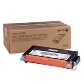 Xerox 106R01392 Cyan Original High Capacity  Laser Toner Cartridge