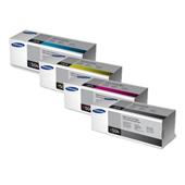 Samsung CLT-504S Full Set Original Laser Toner Cartridges