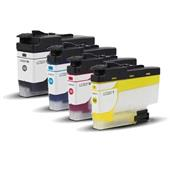 999inks Compatible Multipack Brother LC3237 1 Full Set Inkjet Printer Cartridges