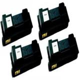 Compatible Quad Pack Kyocera TK-350 Black Laser Toner Cartridges