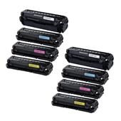 999inks Compatible Multipack Samsung CLT-K-YK503L 2 Full Sets Laser Toner Cartridges