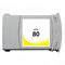 999inks Compatible Yellow HP 80 Inkjet Printer Cartridge