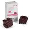 Xerox 108R00932 Magenta Original 2 Sticks Ink Cartridge (8570)
