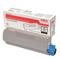 OKI 46508712 Black Original High Capacity Toner Cartridge