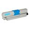 999inks Compatible Cyan OKI 44973511 Laser Toner Cartridge