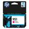 HP 951 Magenta Original Standard Capacity Ink Cartridge