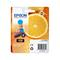 Epson 33XL (T33624010) Cyan Original Claria Premium High Capacity Ink Cartridge (Orange)