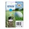 Epson 34 (T3462) Cyan Original DURABrite Ultra Standard Capacity Ink Cartridge (Golf Ball)