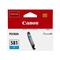 Canon CLI-581C Cyan Original Standard Capacity Ink Cartridge