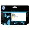 HP 745 Yellow Original High Capacity Ink Cartridge (F9K02A)
