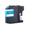 999inks Compatible Brother LC22UC Cyan Inkjet Printer Cartridge