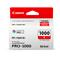 Canon PFI-1000R Red Original Ink Cartridge
