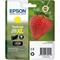 Epson 29XL (T29944010) Yellow Original Claria Home High Capacity Ink Cartridge (Strawberry)