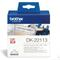 Brother DK-22113 Original Continuous Label Tape (62mm x 15.24m) Black on White