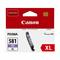 Canon CLI-581PBXL Photo Blue Original High Capacity Ink Cartridge