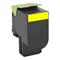 999inks Compatible Yellow Lexmark C544X1YG Extra High Capacity Laser Toner Cartridge