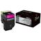 Lexmark 700H3 Original Magenta High Capacity Toner Cartridge (70C0H30)