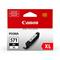 Canon CLI-571BKXL Black Original High Capacity Ink Cartridge