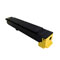 Kyocera TK-5205Y Yellow Remanufactured Toner Cartridge