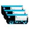 HP 91 Cyan Original LightInk Cartridge with Vivera Ink 3 Pack (C9486A)