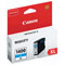Canon PGI-1400XLC Cyan Original High Capacity Ink Cartridge