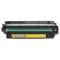 HP 646A Yellow Remanufactured Laserjet Toner Cartridge (CF032A)