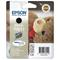 Epson T0611 Black Original Ink Cartridge (Teddybear) (T061140)