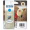 Epson T0612 Cyan Original Ink Cartridge (Teddybear) (T061240)