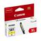 Canon CLI-581YXL Yellow Original High Capacity Ink Cartridge
